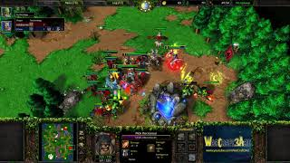 So.in(ORC) vs Sini(NE) - Warcraft 3: Reforged (Classic) - RN4384