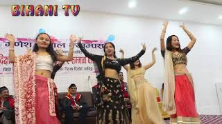 The best Dance of Dhading _ Poi paryo kale, sali man paryo & Takan Tukan