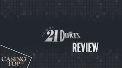 21 Dukes Casino Review and Exclusive Sign up Bonuses