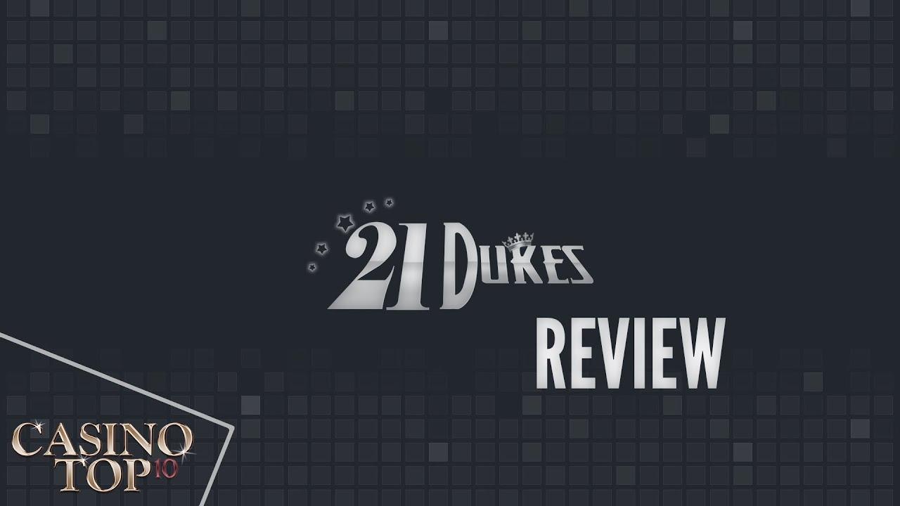 21 Dukes Casino Review – 21 Dukes Online Casino