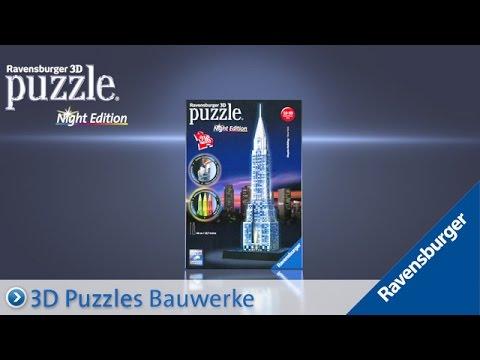 Ravensburger 3D Puzzle: Chrysler Building