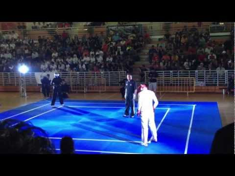 USC - Silat Vs Capoeira