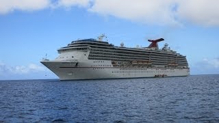 Carnival Spirit Comprehensive Tour