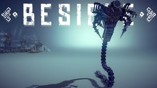 Besiege Best Creations - WEAPONS OF MASS DESTRUCTION! (Besiege Gameplay Funny Moments)
