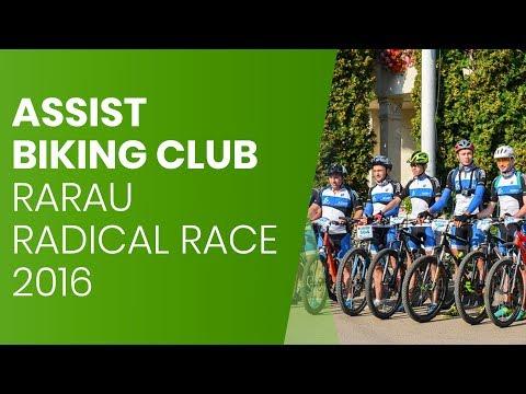 ASSIST Biking Club at Rarau Radical Race 2016