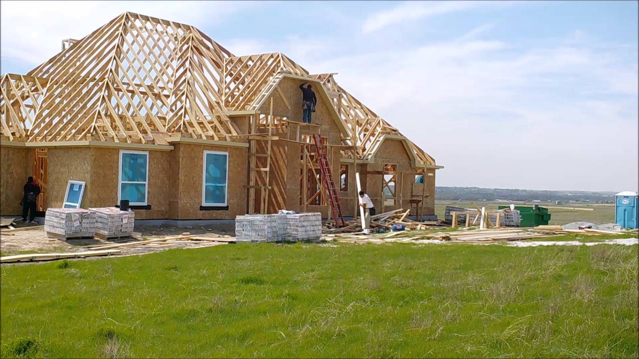 House Build Time Lapse Youtube