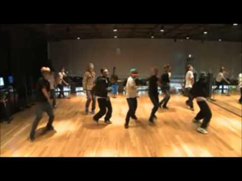 BIG BANG ~ Sunset glow - Tonight - Last farewell Dance Step