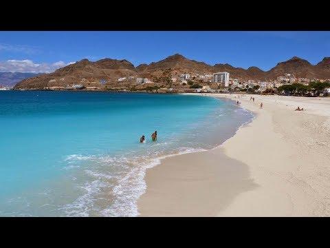 Praia da Laginha - Mindelo, Island São Vicente in Cape Verde