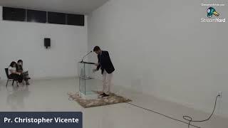 Exposição Bíblica em Isaías 1.18-20 - Pr. Christopher Vicente
