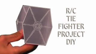 Build Your Own R/C Tie Fighter.