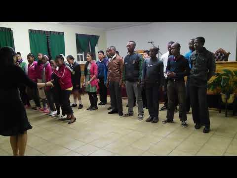 God Has A Promise - South Africa, 2014 INC