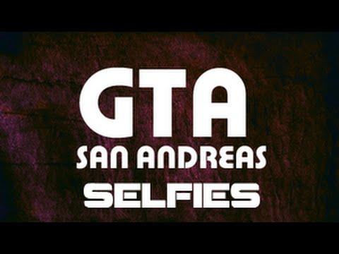 GTA SA | Selfies