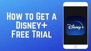 How to Sign Up for a Free Trial of Disney+