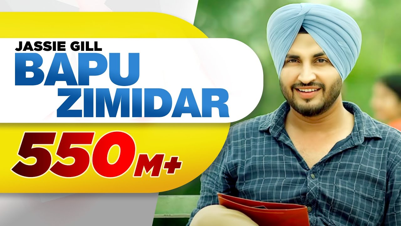 Bapu Zimidar | Jassi Gill | Replay ( Return Of Melody ) |  Latest Punjabi Songs #1