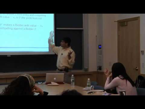 """""""Why Sellers Should Prefer Sequential Mechanisms"""" (CRCS Lunch Seminar)"""