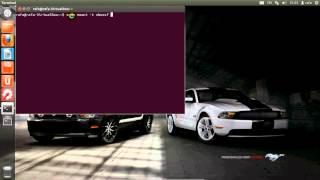 Compartir carpeta entre windows 7 y máquina virtual de ubuntu