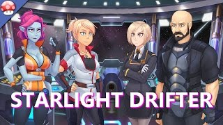Starlight Drifter Gameplay (PC HD)