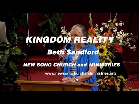 KINGDOM REALITY - Beth Sandford