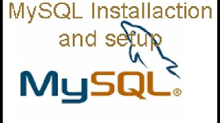 MySQL server installation and configuration in linux