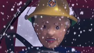 Sam le Pompier en français 🚒🔥Son plus grand sauvetage de neige! ❄️Spécial hiver | Dessin animé
