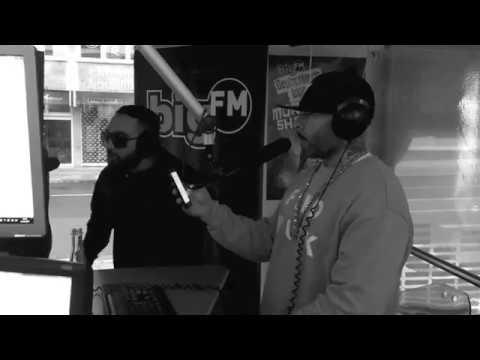 AZAD & JEYZ LIVE BEI BIGFM - IN DER HOOD REMIX -