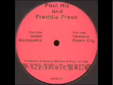 Freddie Fresh Sockapella Analog UK 03 Ambient