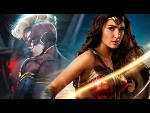 Captain Marvel vs Wonder Woman - Which will win at the BOX OFFICE?