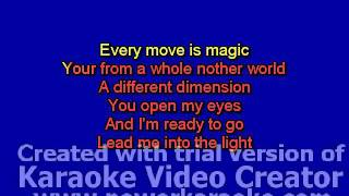 Katy Perry - E.T (feat. Kanye West) karaoke (with lead vocals)