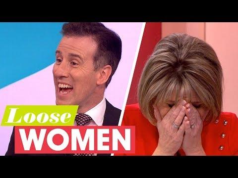 Anton Du Beke Already Misses Dancing With Ruth | Loose Women