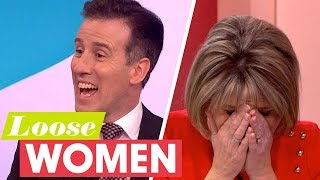 Anton Du Beke Already Misses Dancing With Ruth | Loose Women
