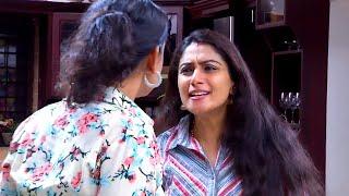 Athmasakhi | Gayathri against Sumithra | Mazhavil Manorama