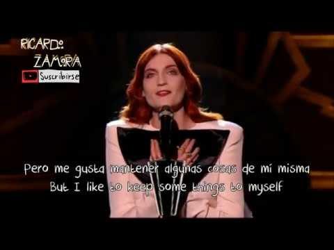 Shake It Out - Florence and The Machine (Lyrics - Sub. Español)