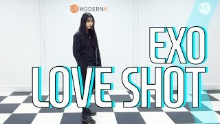EXO (엑소) - Love Shot (러브샷) Dance Cover (MODERNK 1인 Ver.)