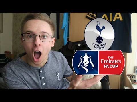 REPRESENTING TOTTENHAM HOTSPUR IN THE EMIRATES FA CUP! #CupStory  @emiratesfacup  @spursofficial