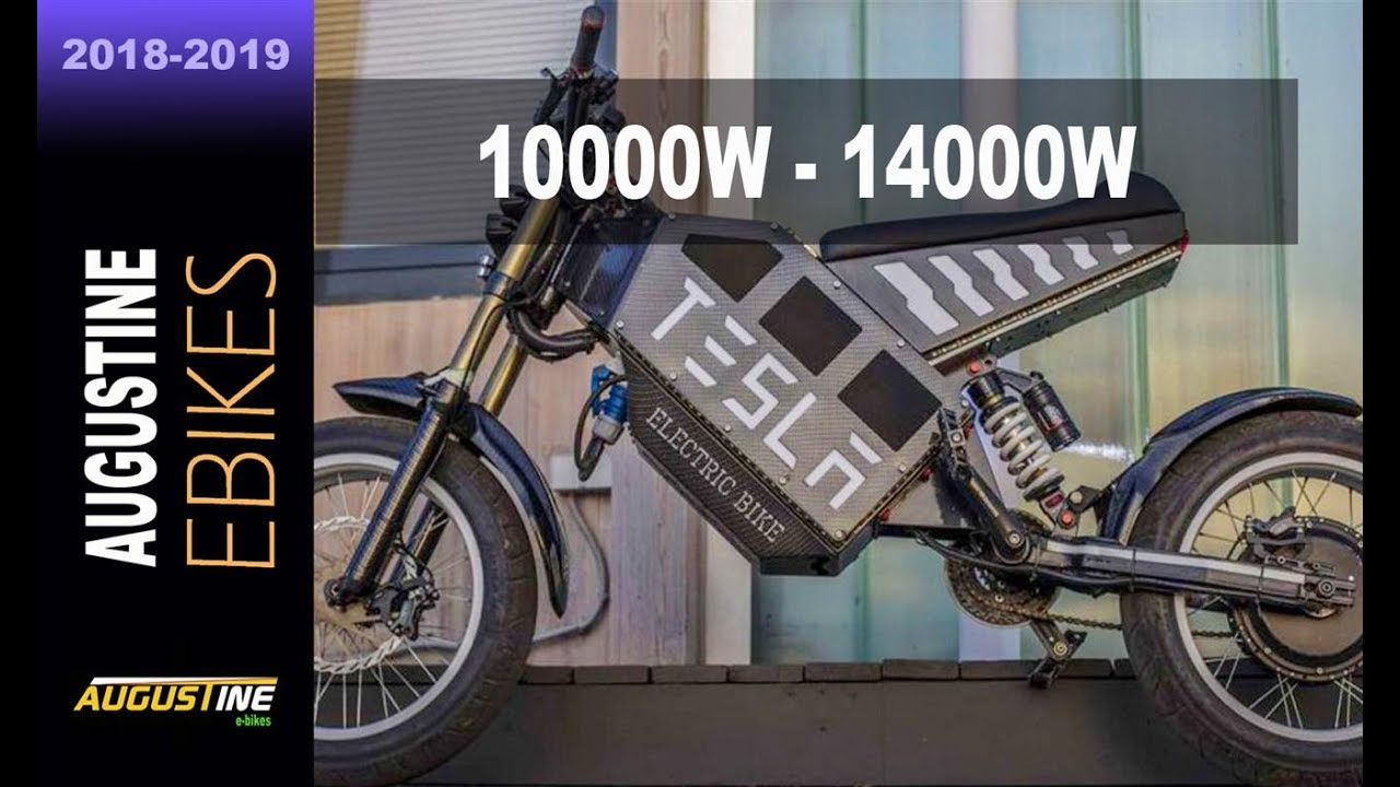 10000w To 14000w E Bikes Are Revolutionizing How Fast Electric Can Go