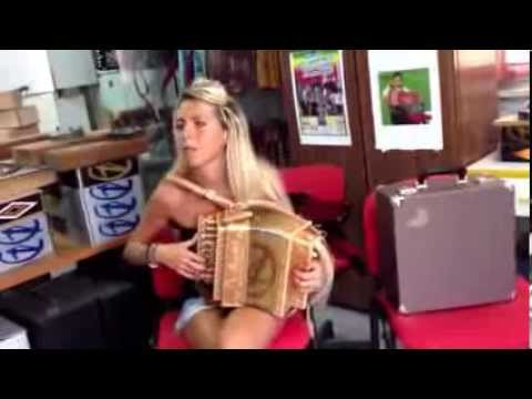 Mix Tarantelle Maestra Simona Cenfi Organetto De Angelis Tonalità LA