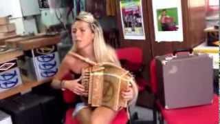 Mix Tarantelle- Maestra Simona Cenfi- Organetto De Angelis -tonalità La #