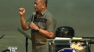 Spiritual Power Blockers | Ptr.  Joey Crisostomo