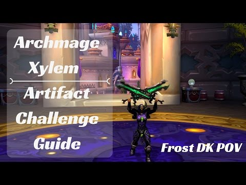 Frost DK Artifact Challenge Guide - Patch 7.2 WoW Legion