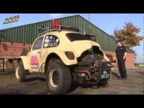 Custom VW Beetle buggy @ Mastermilo