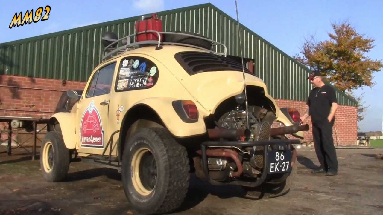 Custom Vw Beetle Buggy Mastermilo Youtube