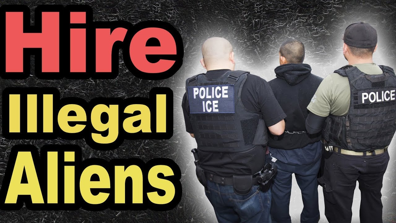 case 17 should business hire illegal immigrants As think progress noted, john mccain doesn't mind cracking down on the illegal immigrants who and by the way, our governor will point out the cost are horrendous of illegal immigration into our state in mccain: i think we should do that but we should get the borders secure so there is not this.