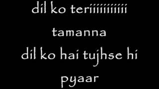 Yeh Mera Deewanapan Hai Remix   Lyrics   Playit pk