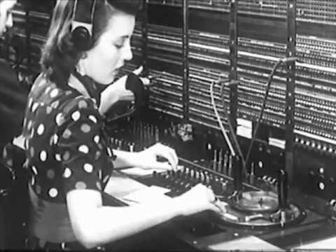 AT&T History - American Telephone & Telegraph Company (AT&T) in 1941 - CharlieDeanArchives