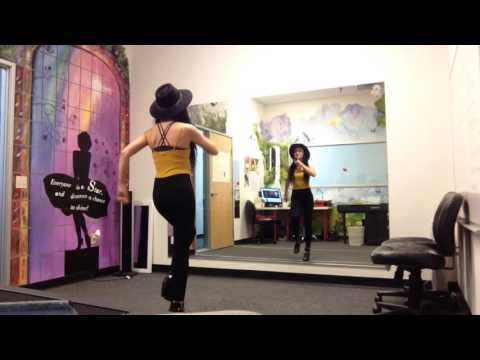 THE ADDAMS FAMILY THEME SONG  Dance Choreography Tutorial