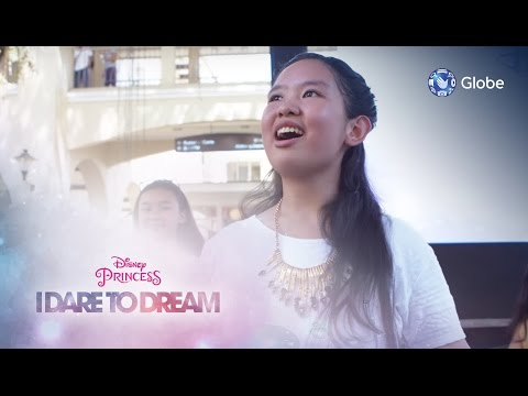 Watch these girls turn their dreams into a reality! | Disney Princess: I Dare To Dream Episode 1