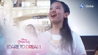 watch these girls turn their dreams into a reality   disney princess i dare to dream episode 1