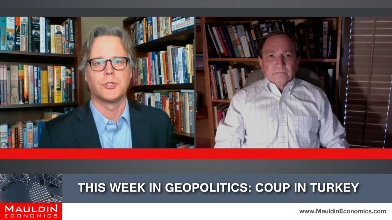 George Friedman: Coup In Turkey - YouTube