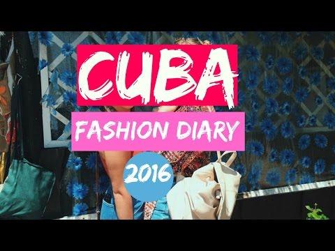 Cuba 2016 : Fashion & Travel
