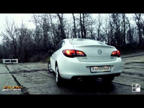 Opel Astra Sedan Test Drive AUTOSTRADA.MD